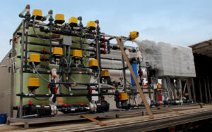 CHAR Technologies Delivers a Reverse Osmosis System for a Canadian Food & Beverage Manufacturer